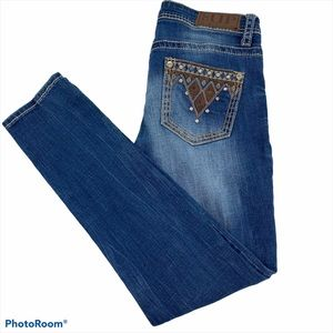 COWGIRL UP Women's Denim Jeans Size 30X32